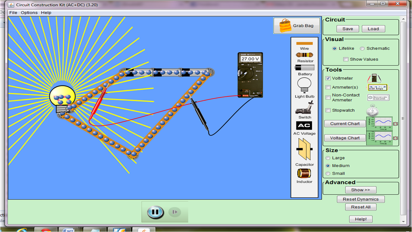 Circuits Phet Lab Series And Parallel Circuit Simulator Applet Paul Falstad Linkedcircuit Construction Kit Dc Virtual Seriescircuit Acdc Circuitsparallel Complete Toolkitcroom Physics